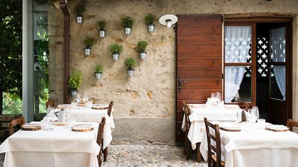 Terrazza - Tenuta Valcurone, Montevecchia