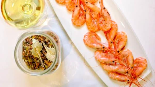 Sugerencia del chef - Cap i Casal, Valencia