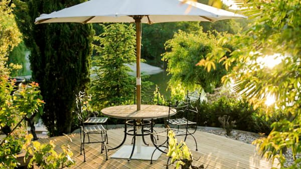 Vue terrasse - Le Massou, Francarville