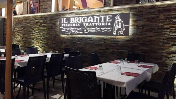 Vista sala - Il Brigante, Venosa