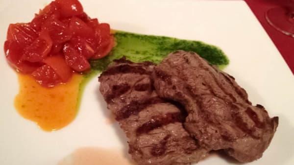 Bistecca e pomodori - Al Re Lazzarone, Monza
