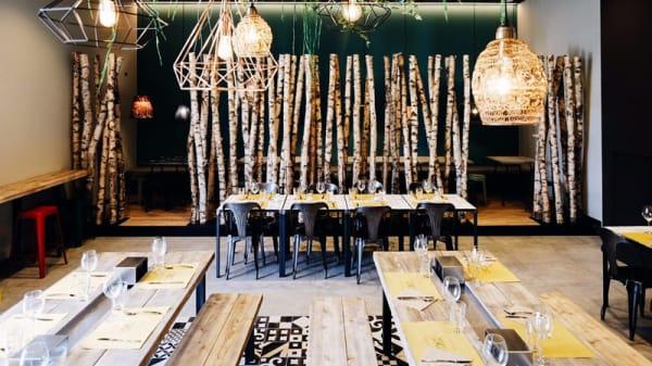 Sala Interna - Caffetteria con Cucina - Mero & More, Verona