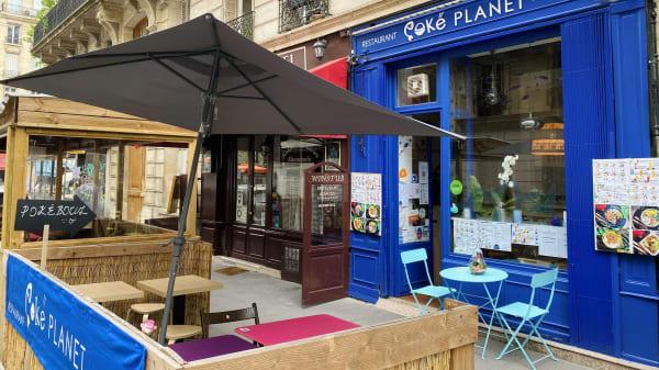 Poke Planet, Paris