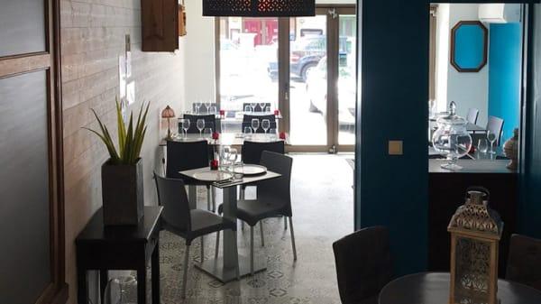 Vue de la salle - Le Gout de la Pizza, Vaison-la-Romaine