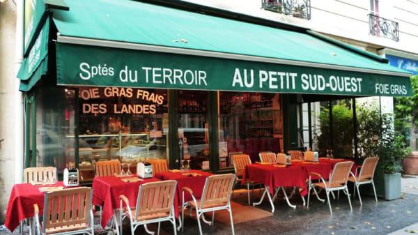 Au petit Sud Ouest, Paris