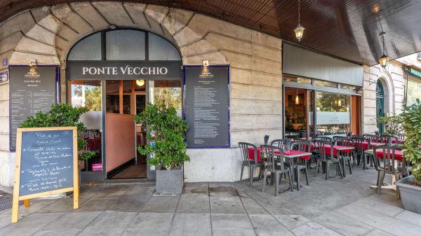 Restaurant Ponte Vecchio, Genève