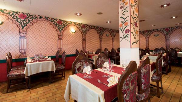 Salle du restaurant - Indian Zayeka, Chavannes-près-Renens