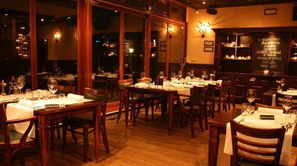 Restaurant - Grand Cafe 't Raadhuis, Wanroij