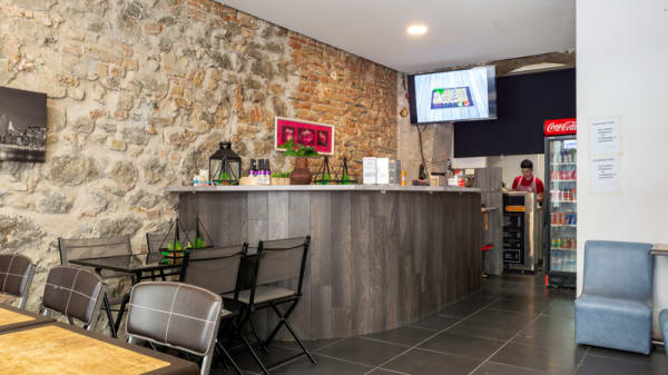 Vue de la salle - Sushi Grenoble, Grenoble