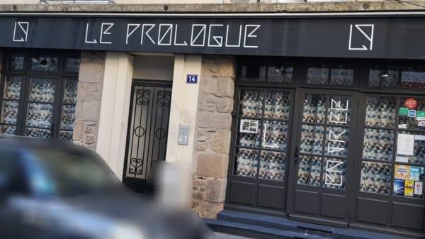 Le Prologue, Nantes