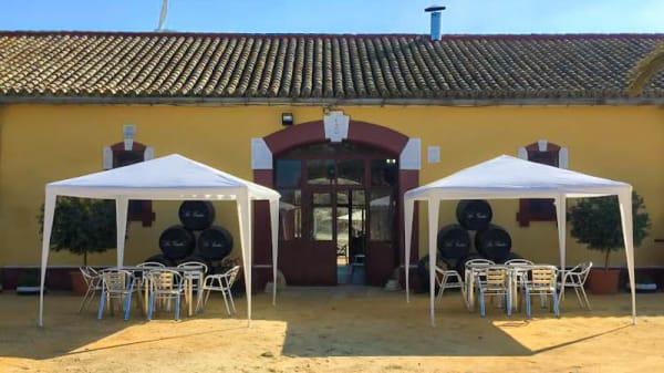 Entrada - Cortijo Ventosilla, Jerez De La Frontera