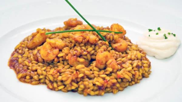Sugerencia de plato - El Brujo, Murcia