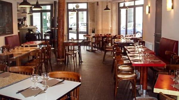 Salle du restaurant La Briciola - La Briciola, Paris