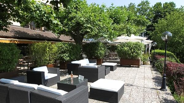 Terrasse - Le Pavillon - Domaine de Divonne, Divonne-les-Bains