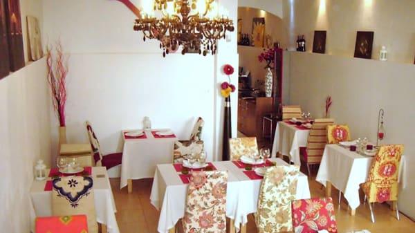 Vista sala - In Geni, Calella