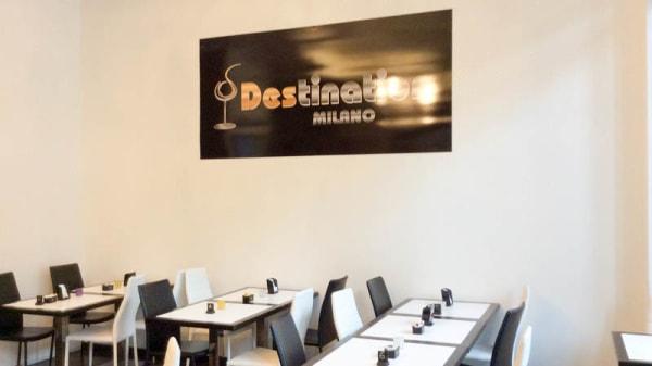 Vista sala - Destination Milano, Milan