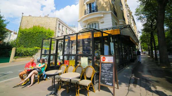 Bienvenue au restaurant Le Verbalon - Le Verbalon, Paris