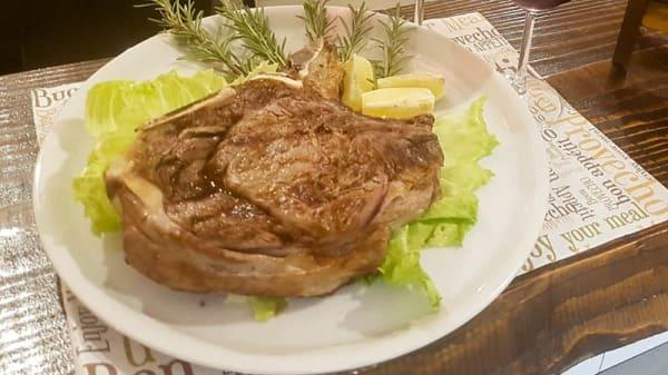 Suggerimento dello chef - La Trattoria del Bacco, Rastignano