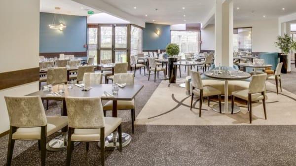 Salle de restaurant - Le Transat - Hôtel Mercure Maurepas Saint-Quentin