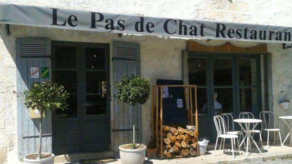Façade - Le Pas de Chat, Villars
