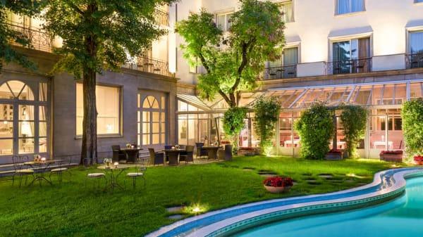 Il Giardino - Sina Villa Medici - Harry's Bar - The Garden, Firenze