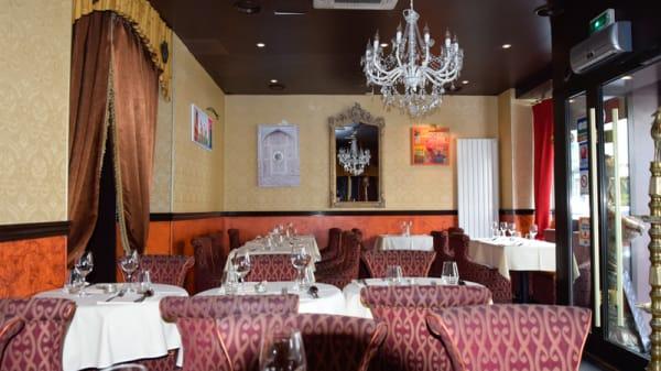 Salle du restaurant - Le Radha, Le Perreux-sur-Marne
