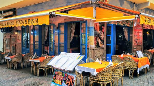 Exterior - El Romantico, Arona (Spain)