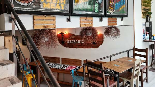 Negronix Bar, Barcelona