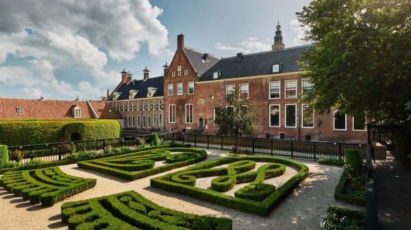 Grand Café, Hotel Prinsenhof, Groningen