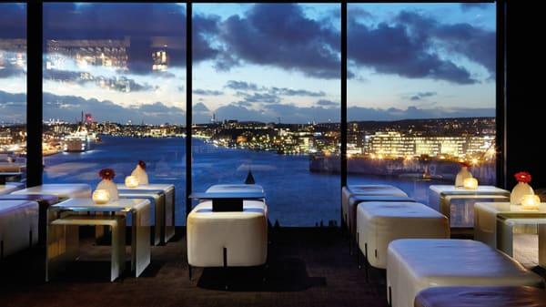 Interiör - Riverton View Skybar & Restaurant, Göteborg