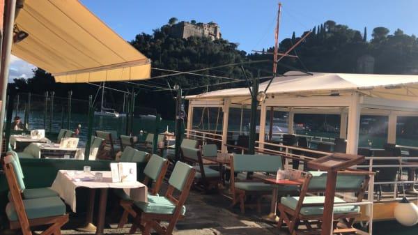 La Gritta, Portofino