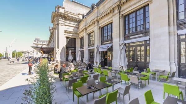 Terrasse - Le Grand Comptoir de Bordeaux, Bordeaux
