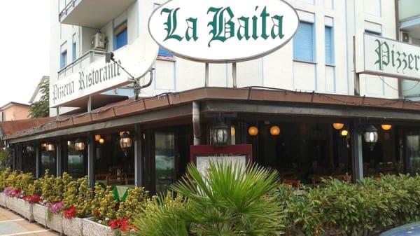 Esterno - La Baita, Comacchio