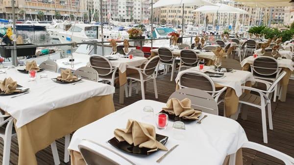 Terrazza - Fish House Restaurant, Savona