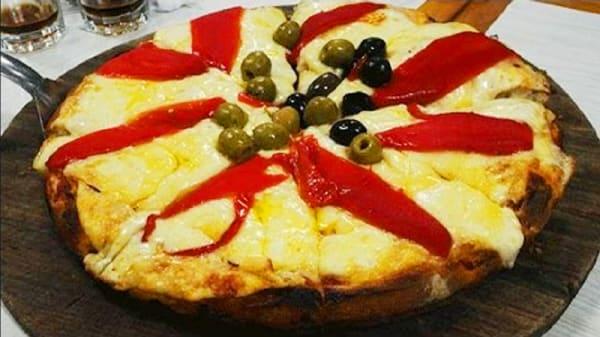 Sugerencia del chef - Pizza Piedra Peñaflor, Santiago