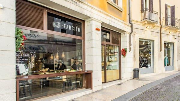 Entrata - Farcito, Verona