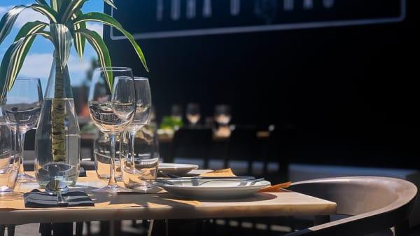 Esplanada - Restaurante Fora d'Oras, Funchal