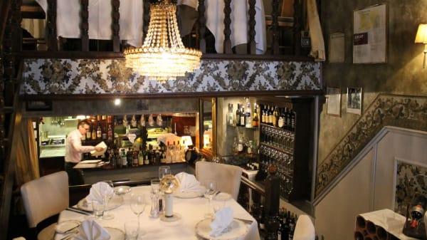 Restaurant - Chez Georges, Amsterdam