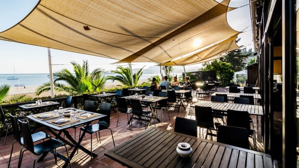 Esplanada - Club Nau, Ferragudo