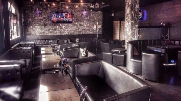 Room - Blvck Lounge, London