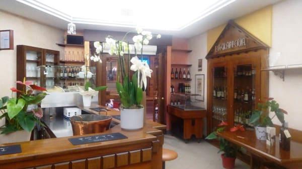 Vista sala - Il Bistrot di Giannino, Sanremo