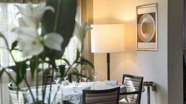 Vista sala - Ca' Restaurant & Resort, Novara