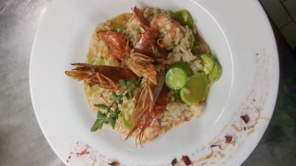 Suggerimento dello chef - I 5 Sensi, Imperia