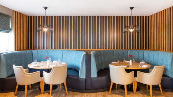 The Bay Tree Restaurant - Crowne Plaza Felbridge, East Grinstead
