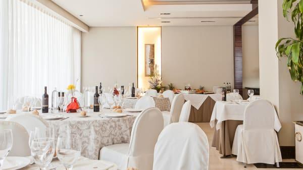 Restaurante Andalucía - Al-Zagal - Hotel Andalucía Center, Granada