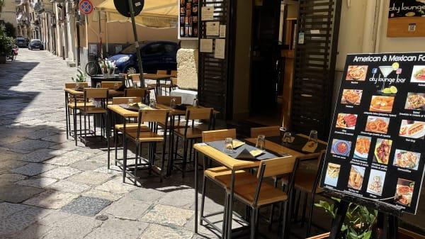 Sale esterno - City Lounge Bar, Palermo