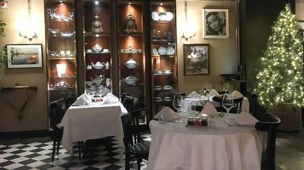 Vista sala - El Porteño Gourmet, Milan