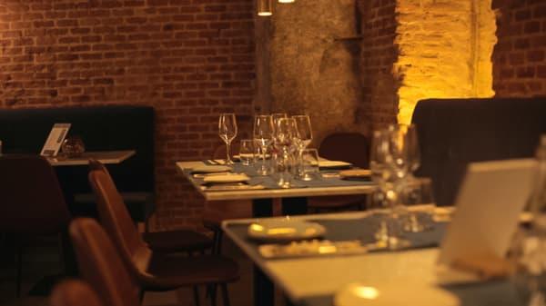 Sala del restaurante - Ópalo Gastro Pub, Madrid
