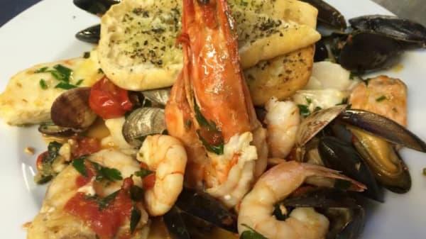 Chef's suggestion - Sorrento Restaurant a taste of Italy, Stratford-upon-Avon