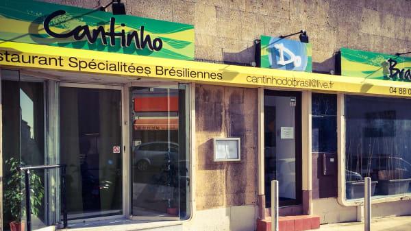 Devanture - Cantinho Do Brasil, Marseille